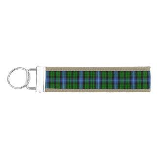 Clan MacIntyre Tartan Wrist Keychain