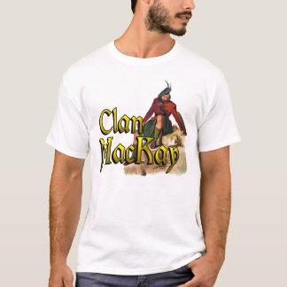 Clan MacKay Highland Games Shirts