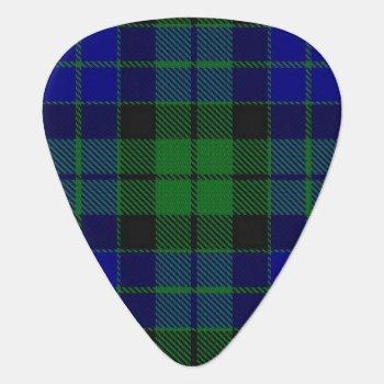 Clan Mackay Sounds Of Scotland Tartan Guitar Pick by OldScottishMountain at Zazzle