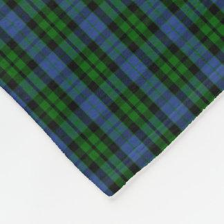 Clan MacKay Tartan Fleece Blanket