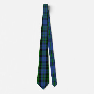 Clan MacKay Tartan Neck Tie