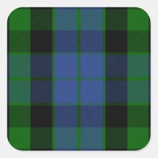 Clan MacKay Tartan Sticker