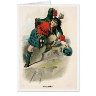 Clan Mackenzie Card