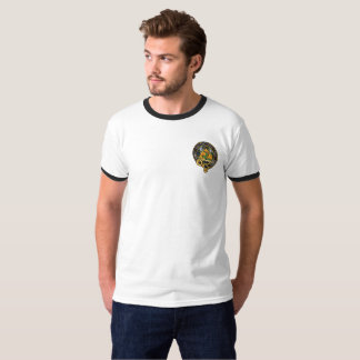 Clan MacKenzie Crest - Front and Back T-Shirt