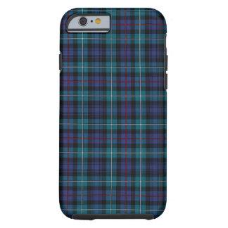 Clan Mackenzie Modern Tartan iPhone 6 Case