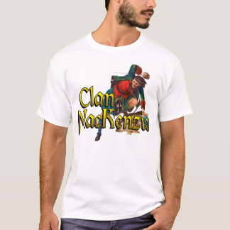 Clan MacKenzie Old Scotland Highland Games Shirts