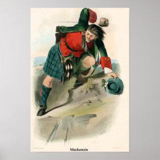 Clan Mackenzie Poster