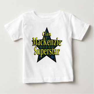 Clan MacKenzie Superstar Infant T-Shirt