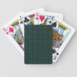 Clan MacKenzie Tartan Bicycle Playing Cards