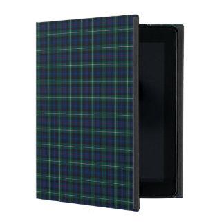 Clan Mackenzie Tartan iPad Case