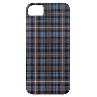 Clan Mackenzie Weathered Tartan iPhone 5 Cases