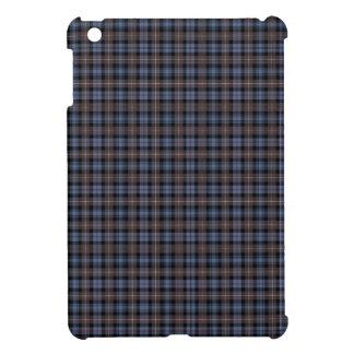 Clan Mackenzie Weathered Tartan iPad Mini Covers