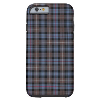 Clan Mackenzie Weathered Tartan iPhone 6 Case