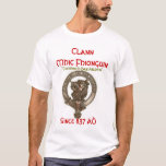 Clan MacKinnon- Since 837 AD T-Shirt