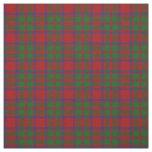 Clan MacKintosh Scottish Tartan Plaid Fabric