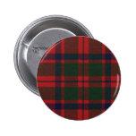 Clan Mackintosh Tartan Button