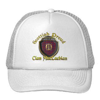 Clan MacLachlan Scottish Dynasty Cap Trucker Hat