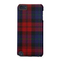 Clan MacLachlan Tartan Plaid iPod Case
