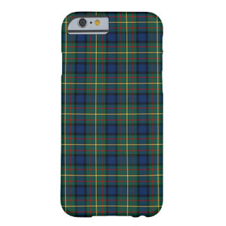 Clan MacLaren Tartan Barely There iPhone 6 Case