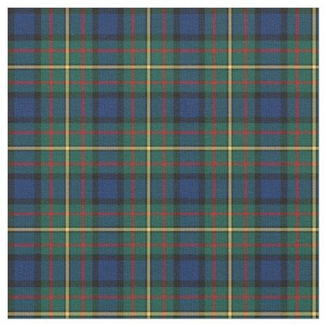 Clan MacLaren Tartan Fabric