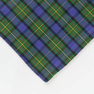 Clan MacLaren Tartan Fleece Blanket