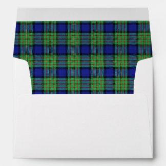 Clan MacLaren Tartan Scottish Dreams Envelopes