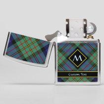 Clan MacLaren Tartan Zippo Lighter