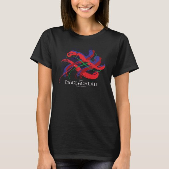 Clan MacLaughlin Tartan T-Shirt