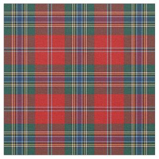 Clan MacLean del tartán de Duart Telas