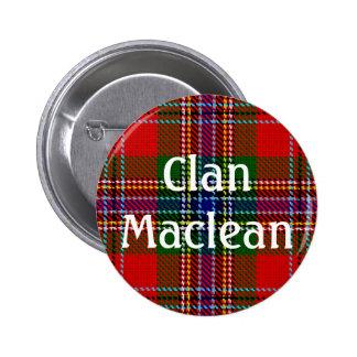 Clan Maclean - Duart - Dress Tartan Button