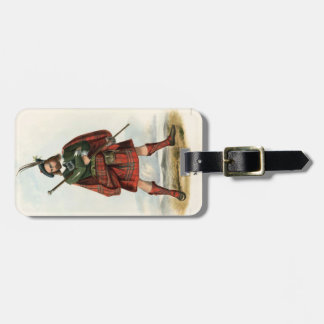 Clan MacLean Luggage Tag