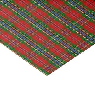 """Clan MacLean Of Duart Tartan 10"""" X 15"""" Tissue Paper"""