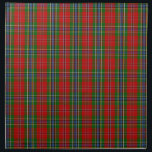 "Clan MacLean Of Duart Tartan Cloth Napkin<br><div class=""desc"">One of the scottish tartans for the MacLean Of Duart Clan. If you would like another tartan not shown here,  please feel free to message me. Please provide the STA Reference number for the tartan pattern you would like if possible.</div>"