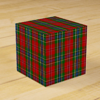 Clan MacLean Of Duart Tartan Favor Boxes