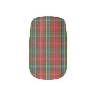 Clan MacLean Of Duart Tartan Minx® Nail Wraps