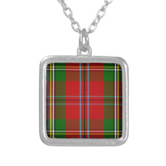 Clan MacLean Of Duart Tartan Custom Jewelry