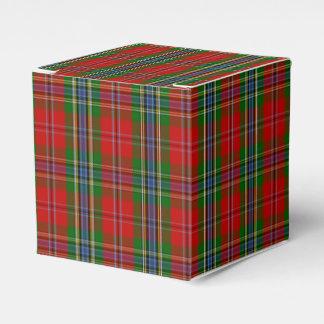 Clan MacLean Of Duart Tartan Party Favor Boxes