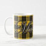 Clan MacLeod Classic Tartan Coffee Mug