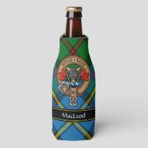 Clan MacLeod Crest Bottle Cooler