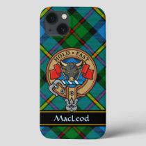 Clan MacLeod Crest iPhone 13 Case