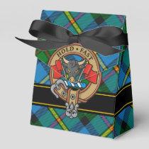 Clan MacLeod Crest Favor Box