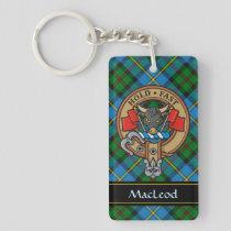 Clan MacLeod Crest Keychain
