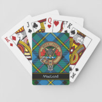 Clan MacLeod Crest Playing Cards