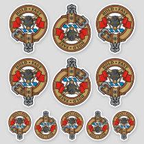Clan MacLeod Crest Sticker