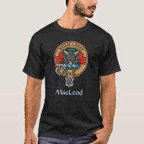 Clan MacLeod Crest T-Shirt
