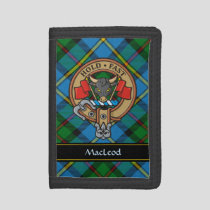 Clan MacLeod Crest Trifold Wallet