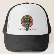 Clan MacLeod Crest Trucker Hat
