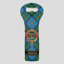 Clan MacLeod Crest Wine Bag