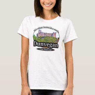 Clan MacLeod Dunvegan Castle Scotland T-Shirt