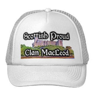Clan MacLeod Dunvegan Castle Trucker Hat